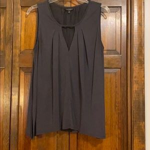 Keyhole Sleeveless Top by Lucky Brand